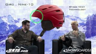 Giro Nine.10 Ski Und Snowboard Helme
