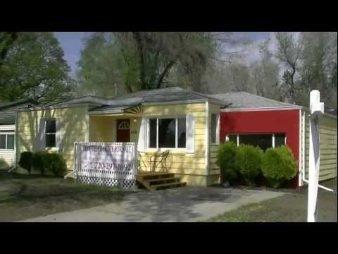 Englewood Colorado Remodeled Home for Sale: 4396 S. Lincoln St 80110