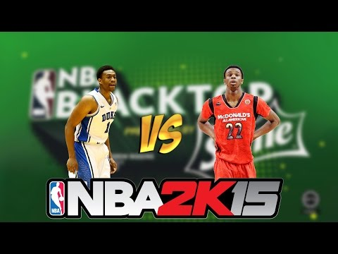 NBA 2K15 My League - Crazy Finish ft. Jabari Parker vs.... | Doovi Jabari Parker Nba 2k13