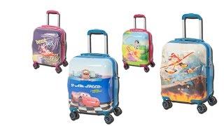 Детский чемодан на 4 колесах SunVoyage - интернет-магазин Travel Secrets(Интернет-магазин сумок, чемоданов и рюкзаков - http://travel-secrets.ru/ Представляем Вашему вниманию - детский пласти..., 2016-02-22T16:04:38.000Z)