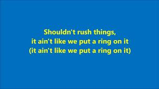 Daniel Skye + Baby Ariel - Say It - Lyrics