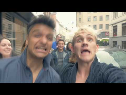 Razi feat. Eiqu LATTERLIG Official Music video 2015