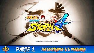 Naruto Shippuden Ultimate Ninja Storm 4 Parte 1 Español - Gameplay PS4 | Modo Historia Campaña