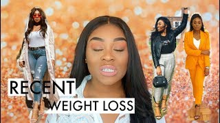 THE TRUTH ABOUT MY RECENT WEIGHT LOSS, YO-YO DIETING & EVERYTHING IN BETWEEN! | NISSY TEE