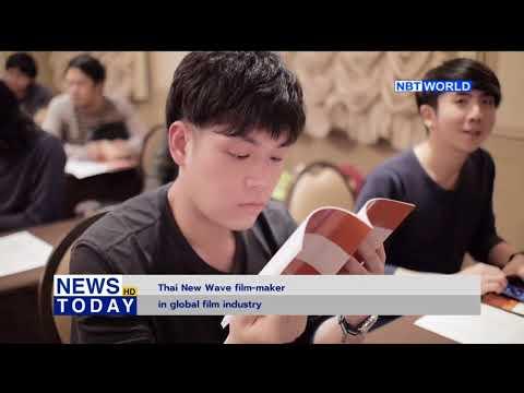 Thai New Wave film-maker in global film industry