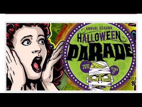 Oshawa Halloween Parade