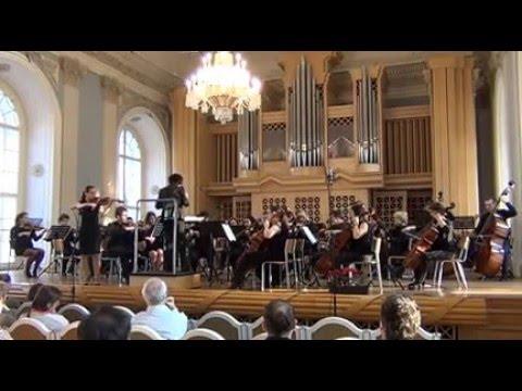 ZUŠ Jozefa Kresánka Bratislava,  koncert KSO v Prahe