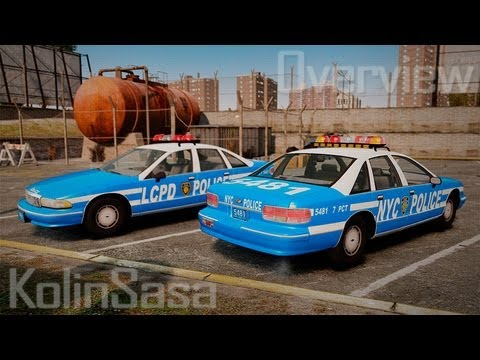 Chevrolet Caprice 1993 LCPD