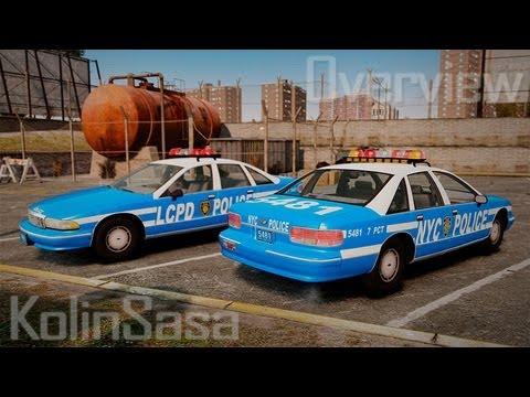 Chevrolet Caprice 1993 LCPD