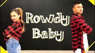 Rowdy Baby | Dhanush, Sai Pallavi, Dhee | Sannthosh Choreography