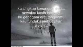 Aris Ariwatan - Lamunan Terhenti with lyrics