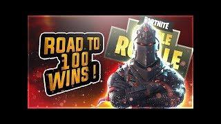 Fortnite BR : Road to 100+ Solo Wins