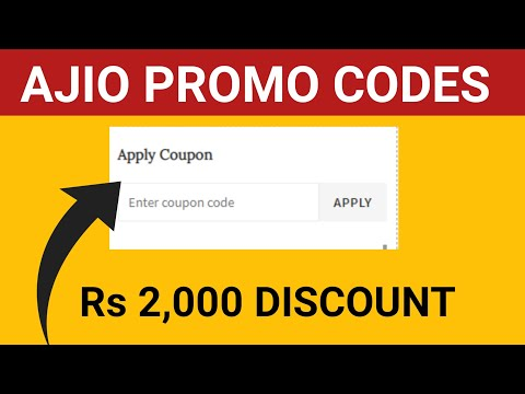 Ajio Coupons Code: Get Branded Clothes At Cheap Price Using Ajio Coupons | Ajio Coupons Code 2019