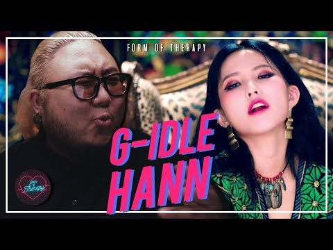 "Producer Reacts To G-IDLE ""Hann (Alone)"""