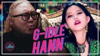 Producer Reacts to G-IDLE &quotHann (Alone)&quot