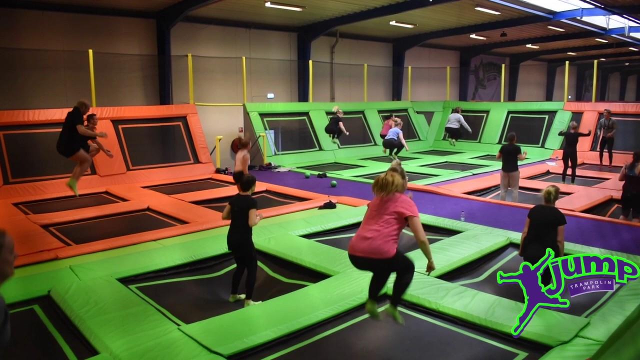 trampolinpark københavn