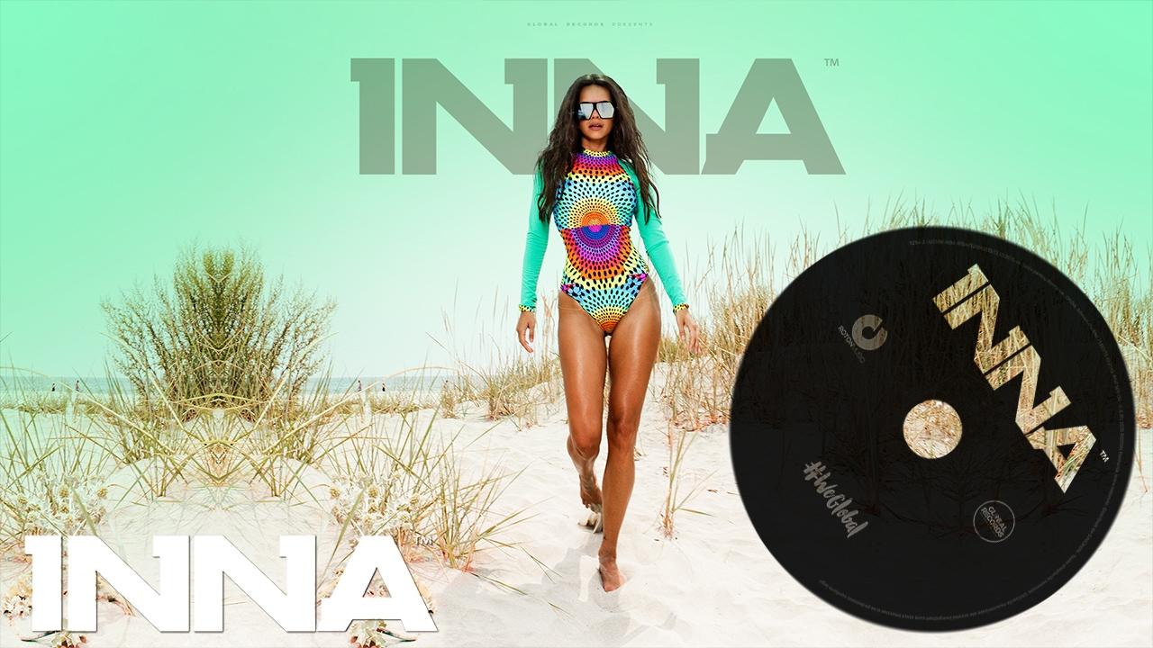 inna - Magazine cover