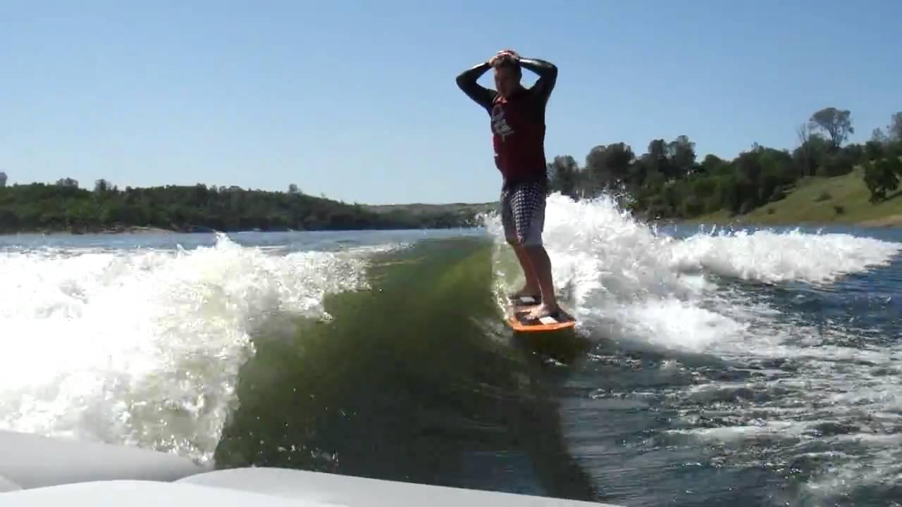 James Walker Surf Style Wakesurfing Tricks Youtube