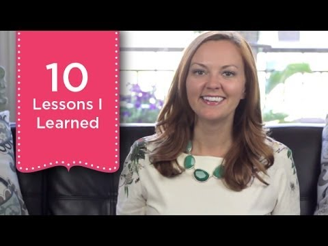 10 Lessons I Learned Starting My First Business