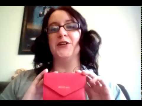 c6feeb1c59dbe1 Review Michael Kors Jet Set Small Envelope Wallet Deep Pink - YouTube