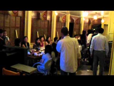 Karaoke vietnamita restaurante ilha de luanda