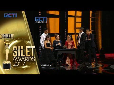 Heboh Keluarga Anang Ashanty Di Ramal |  Silet Awards 2017