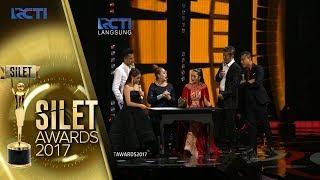 Heboh Keluarga Anang Ashanty Di Ramal    Silet Awards 2017