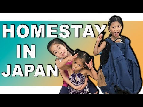 Homestay In Japan On A Military Base