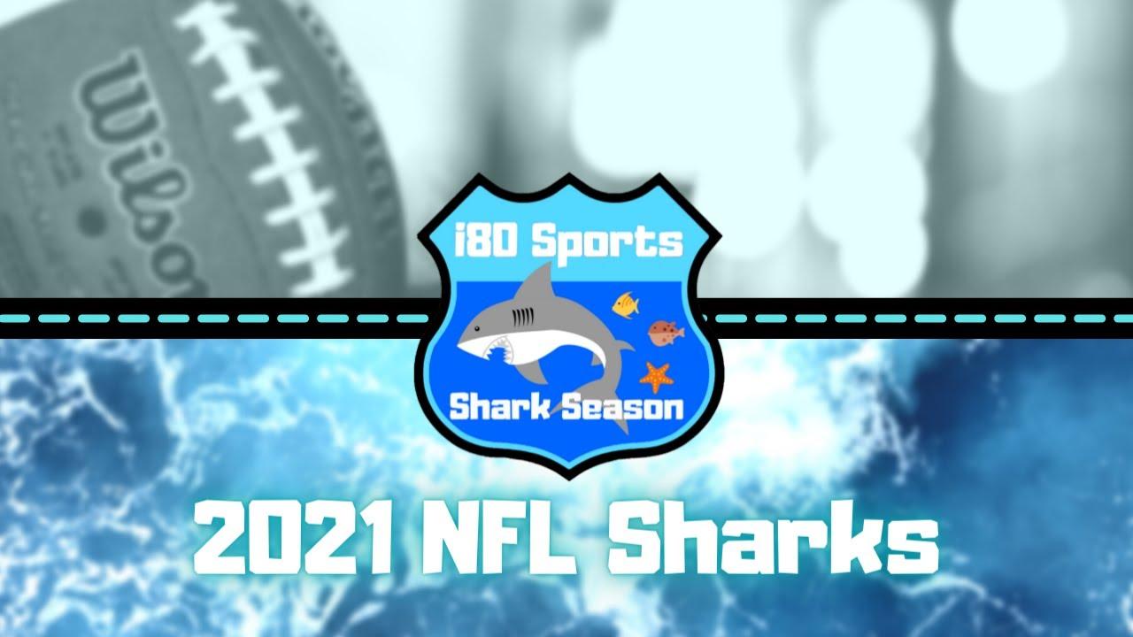 Shark Season- the i80 Sports NFL Shark Picks