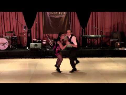 2010 ILHC - Lindy Hop Classic - Patrick Evans & Ca...