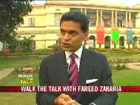 Walk the Talk with Fareed Zakaria