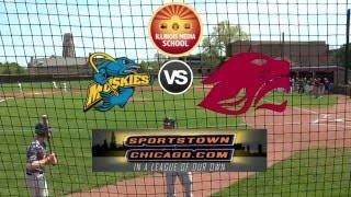 Concordia University vs. Lakeland College innings 1-4 5-6-16
