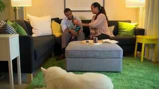 Living Room Ideas For A Sun Room Makeover (family Reaction) – Ikea Home Tour