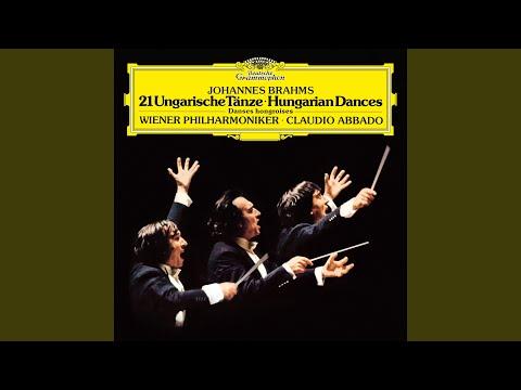 Brahms: Hungarian Dance No.1 in G Minor, WoO 1