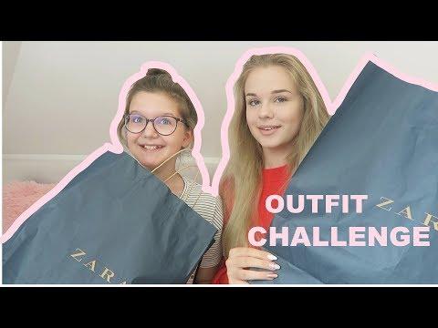 OUTFIT CHALLENGE | KUPUJEMY SOBIE UBRANIA!