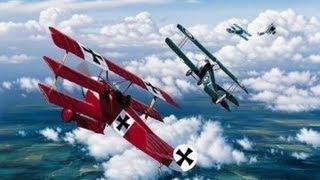 LE BARON ROUGE l'As du Ciel, Pionnier de l'Aviation