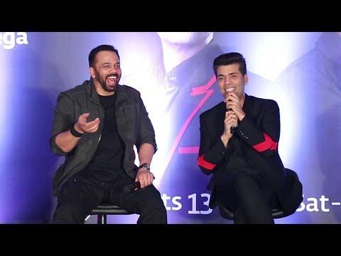 India's Next Superstar Launch Full Show HD - Karan Johar & Rohit Shetty