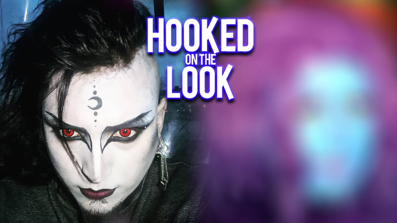 You Won't Believe This Goth's Extreme Makeover | HOOKED ON THE LOOK
