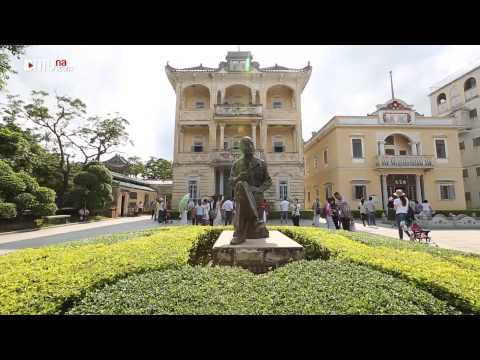 """Golden Panda"" Cultural Immersion Trip - Day 5: Cultural Fusion in Kaiping (CN Subtitled)"
