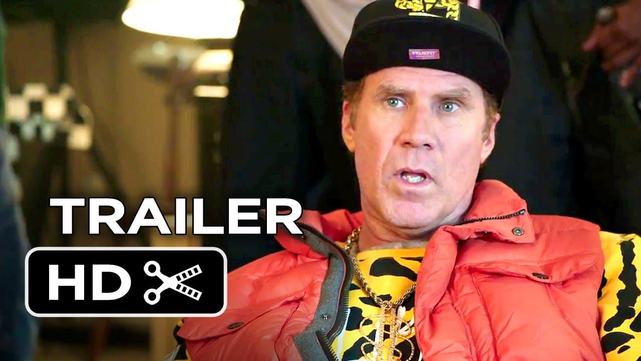 get hard official trailer 2 2015 will ferrell kevin hart movie