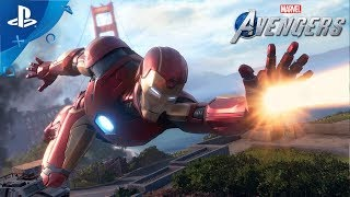 Marvel's AVENGERS | Tráiler Paris Games Week en Español