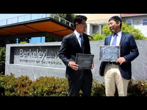 Berkeley Law LL.M. 2015 Student Video