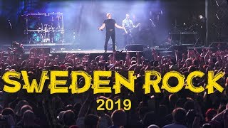 SWEDEN ROCK FESTIVAL 2019 - Compilation
