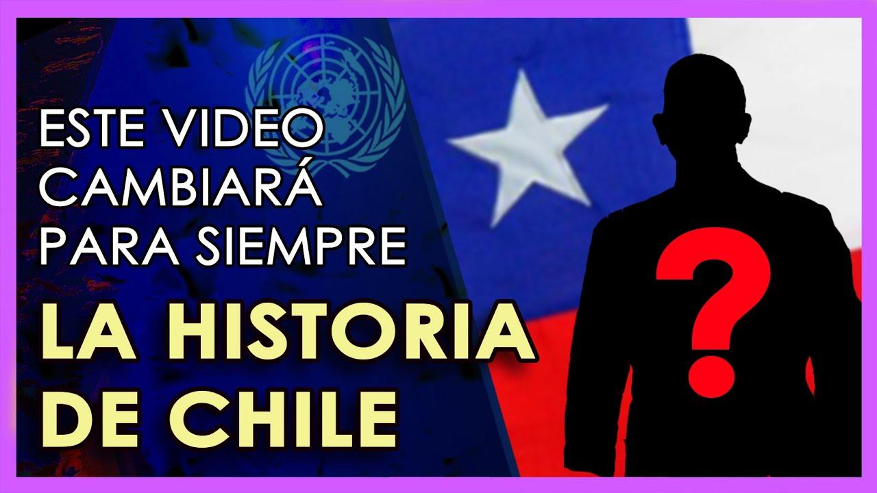 DESCUBRE Quién fue el TRAIDOR que entregó CHILE para su destrucción | Se revela TODO