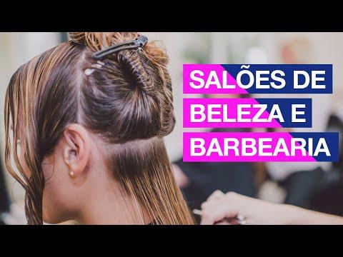 Regras para reabertura: salões de beleza e barbearias