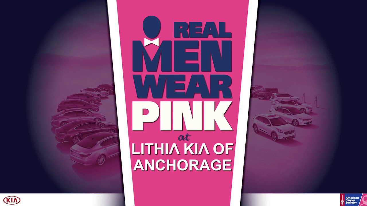Ericu0027s Story 2 Real Men Wear Pink At Lithia Kia Of Anchorage
