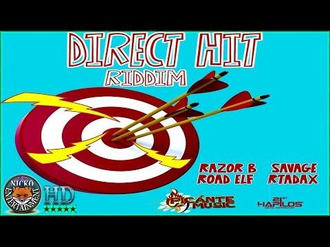 Razor B - Round Di Clock (Clean) [Direct Hit Riddim] March 2017