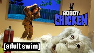 2 NeverEnding Stories | Robot Chicken | Adult Swim