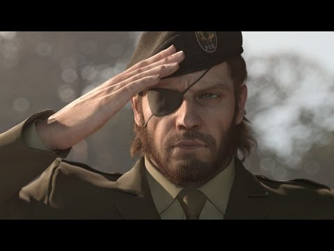 Metal Gear Solid - Dedication Music Mix