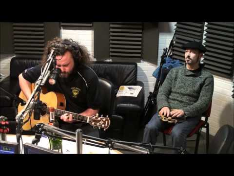 Inspector Cluzo - Curtis Mayfield Cover - Session Acoustique OÜI FM